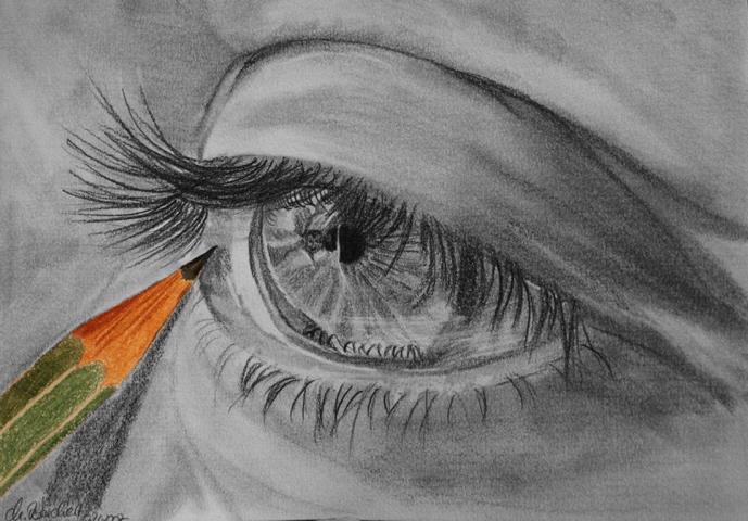 рисунки карандашом гоночные