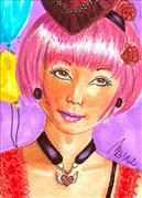 ACEO-Pinky